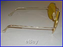 58MM Vintage B&L Ray Ban M Kalichrome Outdoorsman Aviateur Lunettes de Soleil With