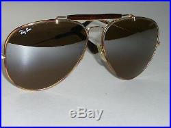 62 14 B&L Ray-Ban Gp B15 Haut Dégradé Miroir Tortuga Outdoorsman II