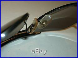 62 14mm B&L Ray-Ban B15 Haut Dégradé Miroir Outdoorsman II Aviators