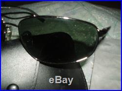 98e2a1611f729 Authentiques lunettes de soleil ray-ban avec etuis en cuir ...