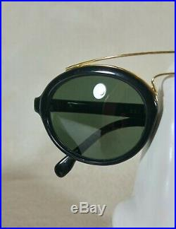 BRAND NEW Vintage Lunettes de soleil RAY-BAN RAYBAN GATSBY STYLE 6 W0940 1980's
