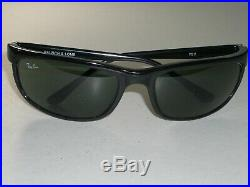 Bausch & Lomb Ray-Ban W1847 Ntas Noir Ps2 G15 Chats Série Prédateur