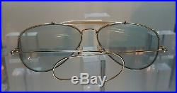 Bausch and Lomb Ray Ban USA Outdoorsman Super Changeable Blue 5814 1970'S