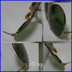 Bausch and Lomb Ray Ban Usa Aviator Shooter LIC Cable G15 6212