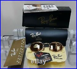 Bausch and Lomb Ray Ban Usa W1909 Survivors Style 1 Arista Diamond Hard B15DH
