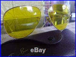 ray ban 2132 jaune
