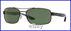 LUNETTES DE SOLEIL RAY BAN RB 8316 002 Calibre 62 TECHNOLOGIE CARBONFIBER