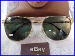 De Ban Vintage Usa 2 W1301 Ray Signet Soleil Lunette Lomb Bauschamp; DH9YIWE2