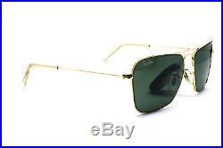Lunettes Ray Ban B & L Caravan L0226 Vintage Sunglasses Neuf Alte Stock 1980's
