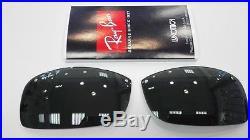 Lunettes Ray-Ban Rb8305 9a 3p Polarisées Polarisé Rechange Lenses Verres Rb8306