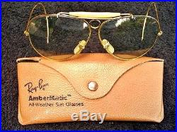 Lunettes Vintage Ray-Ban années 60