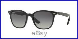 Lunettes de Soleil Ray-Ban RB 4297 MATTE BLACK/GREY SHADED 51/19/150 unisexe