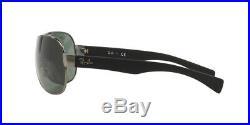 Lunettes de Soleil Ray-ban RB3471 004/71 Gunmetal/Vert