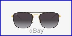 Lunettes de Soleil Ray-ban RB3588 90548G 55 Original Nouveau Gris Gradient Lens