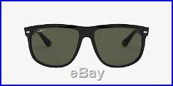 Lunettes de Soleil Ray-ban RB4147 601/58 60 Boyfriend Polarisé Original