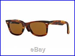 Lunettes de soleil Ray Ban RB2140 ORIGINAL WAYFARER havana 954
