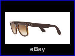 Lunettes de soleil Ray Ban RB2140 Original wayfarer brun gradué 127651