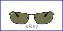 Lunettes de soleil RayBan RB3498 pour homme 100% Original