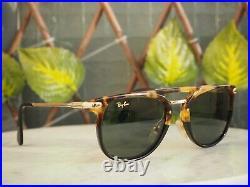 Lunettes vintage sunglasses Ray Ban Bausch & Lomb Premier Combo D w1387 + case