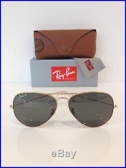 NEW RayBan RB3025 Aviator / Sunglasses / Occhiali da sole /Gafas de sol