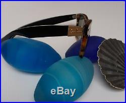 Original B&L Rayban vintage 80's USA unisex Rare écaille