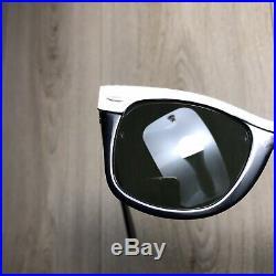 RAY-BAN White & Black Ebony WAYFARER B&L 5022 made in USA vintage