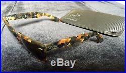 Ray Ban American B & L Wayfarer II Tortoiseshell, TBE, étui. Rare & AUTENTHIQUE