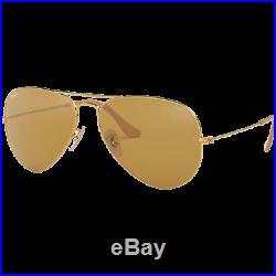 Ray-Ban Aviator Evolve RB3025 90644I 58 Or Marron Photochromique RB3025 90644I 5