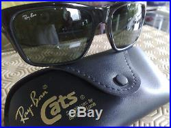 Ray Ban Bausch&Lomb Cats L1720 vintage, G15 BL lenses, excellent condition