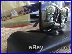 Ray Ban Bausch&Lomb Wayfarer Lillehammer'94 Olympic games G15 BL lenses