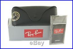 Ray-Ban Blaze Tireur RB3581N 001/71 Grand Lunettes de Soleil pour Hommes or Vert