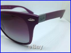 Ray Ban Liteforce Lunettes de Soleil Femme Violet RB4195 Violet Femme Sunglasses