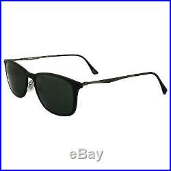 Ray-Ban Lunettes de Soleil Neuves Wayfarer Light Ray 4225 601s71 Noir et Gris