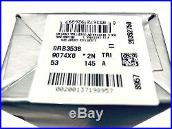 Ray-Ban Lunettes de Soleil RB 3538 9074x0 Cuivre Haut Havana Dégradé Miroir Bleu