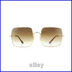 Ray-Ban Lunettes de Soleil RB1971 914751 Or Clair Dégradé Brun