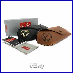 Ray-Ban Lunettes de Soleil Rondes Double Pont 3647N 90683F Bronze Cuivre Dégradé