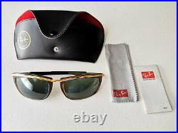 Ray-Ban Olympian Bausch & Lomb USA 80's Perfect Vintage condition