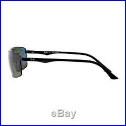 Ray Ban RB3498 002/9A lunettes de soleil noir black sonnenbrille homme