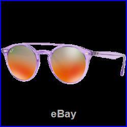 Ray-Ban RB4279 Violet Orange Dégradé Miroité RB4279 6280/A8 51
