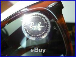 Ray Ban U. S. A. Wayfarer Bausch & Lomb BL True Vintage