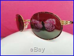 Ray Ban Vintage W2188 Sidestreet Tortoise Ovale B&l Doré Très Bon État- Unisex