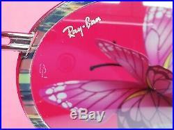 Ray Ban Vintage W3085 Rituals Camouflage En Bon État Baush & Lomb Rayban 90