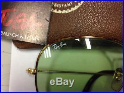 Ray Ban vintage Tortuga avec étui d'origine et etiquette