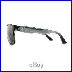 Ray-ban Lunettes RB4264 876/6O Brillant Gris Vert Polarisé Miroir Chromance