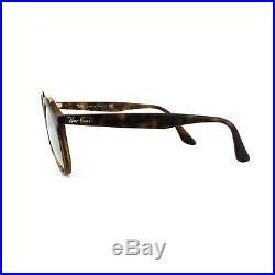 Ray-ban Lunettes de Soleil Gatsby 4256 60925A Mat Marron Havane or Miroir L 49mm