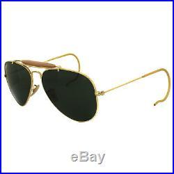Ray-ban Lunettes de Soleil Outdoorsman 3030 L0216 or Vert