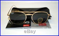 Ray ban Lunettes de Soleil RB 3609 9140/71 Gr. 54