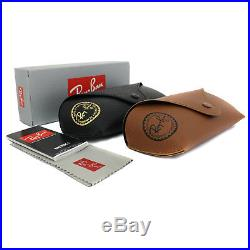 Ray-ban Lunettes de Soleil Wayfarer 2140 1162 Jeans Noir Vert 50mm M