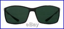 Ray-ban RB4179 Lunettes de Soleil Noir 601/71 Vert 62mm