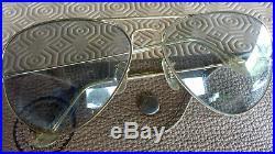 RayBan Bausch&Lomb vintage Aviator classic 5814 photochromic vgood condition